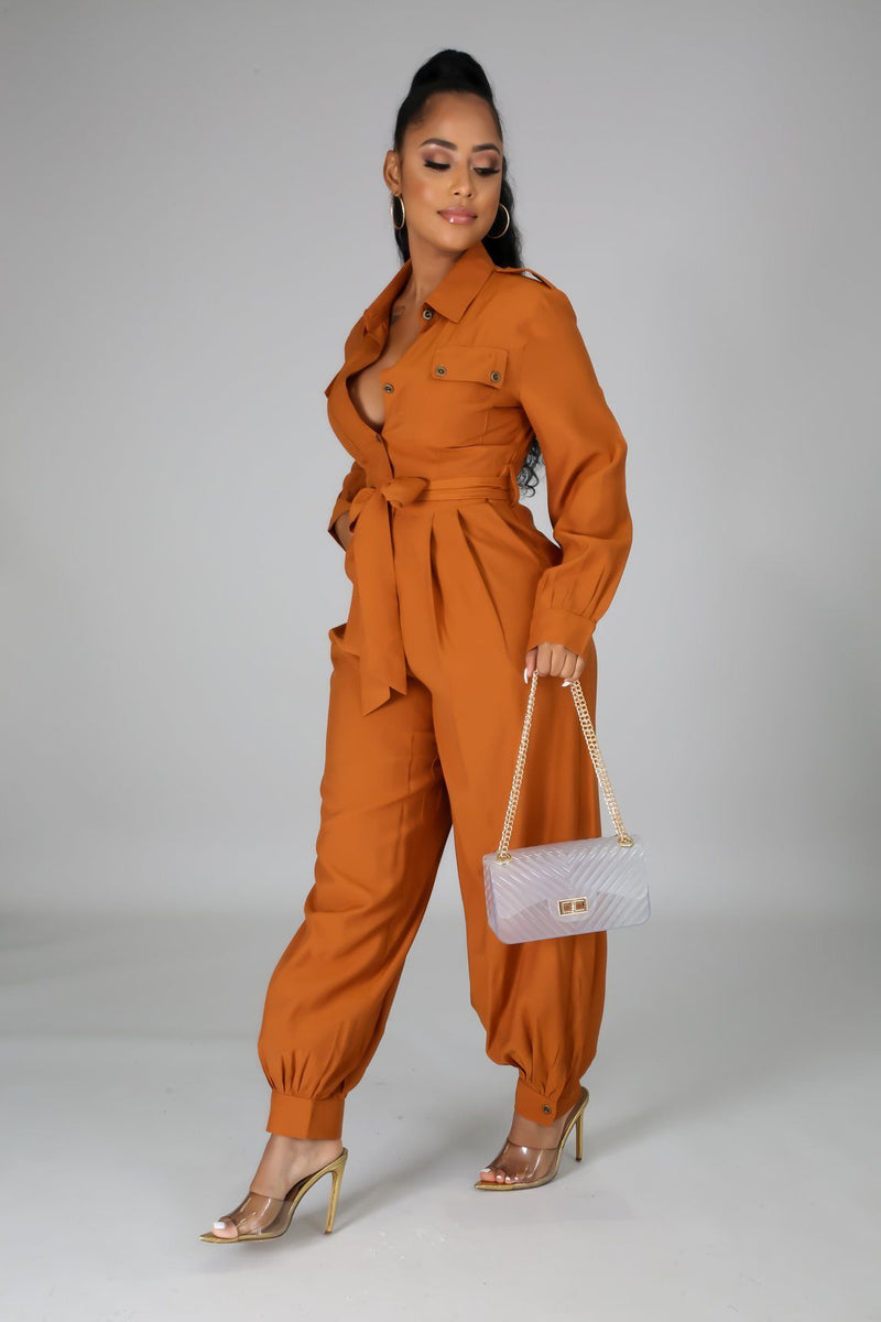 The Way I Live Jumpsuit