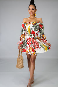 May Flowers Dress | GitiOnline