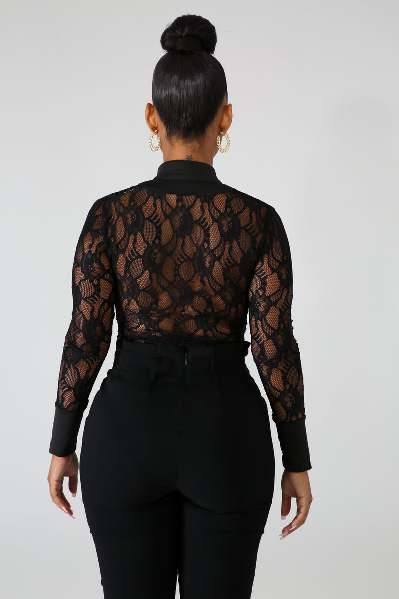 Lace Bodysuit | GitiOnline