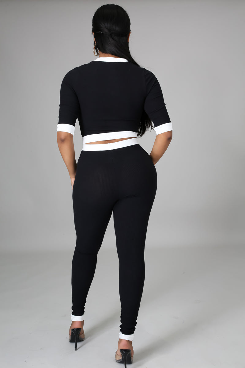 Keep It Classy Legging Set