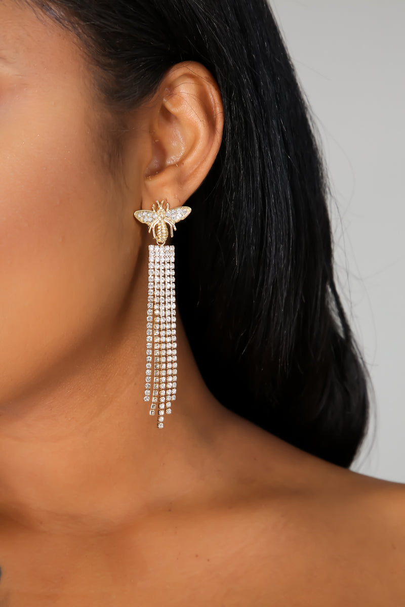 Fly Far Earrings