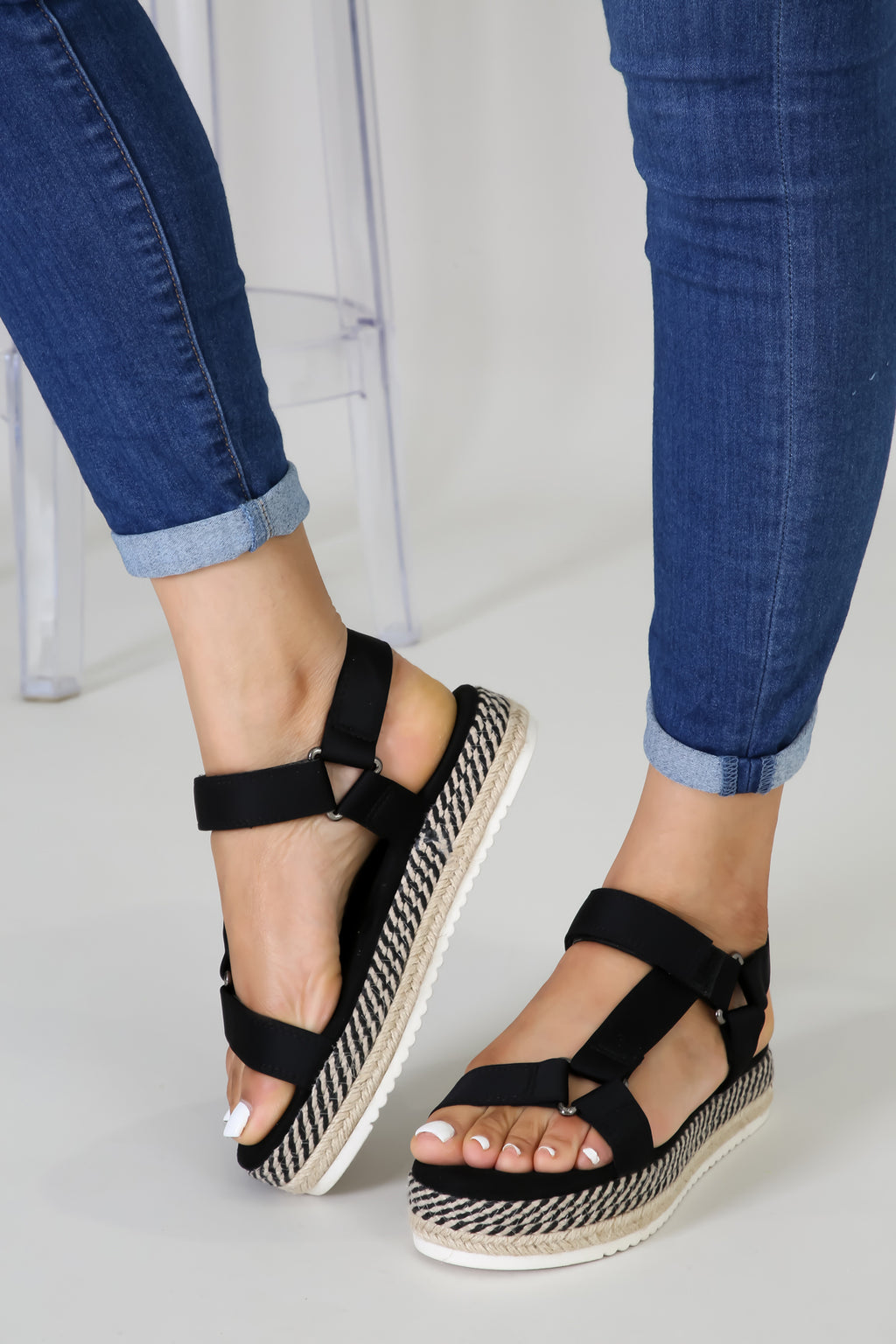 Happy Day Platform Sandal | GitiOnline