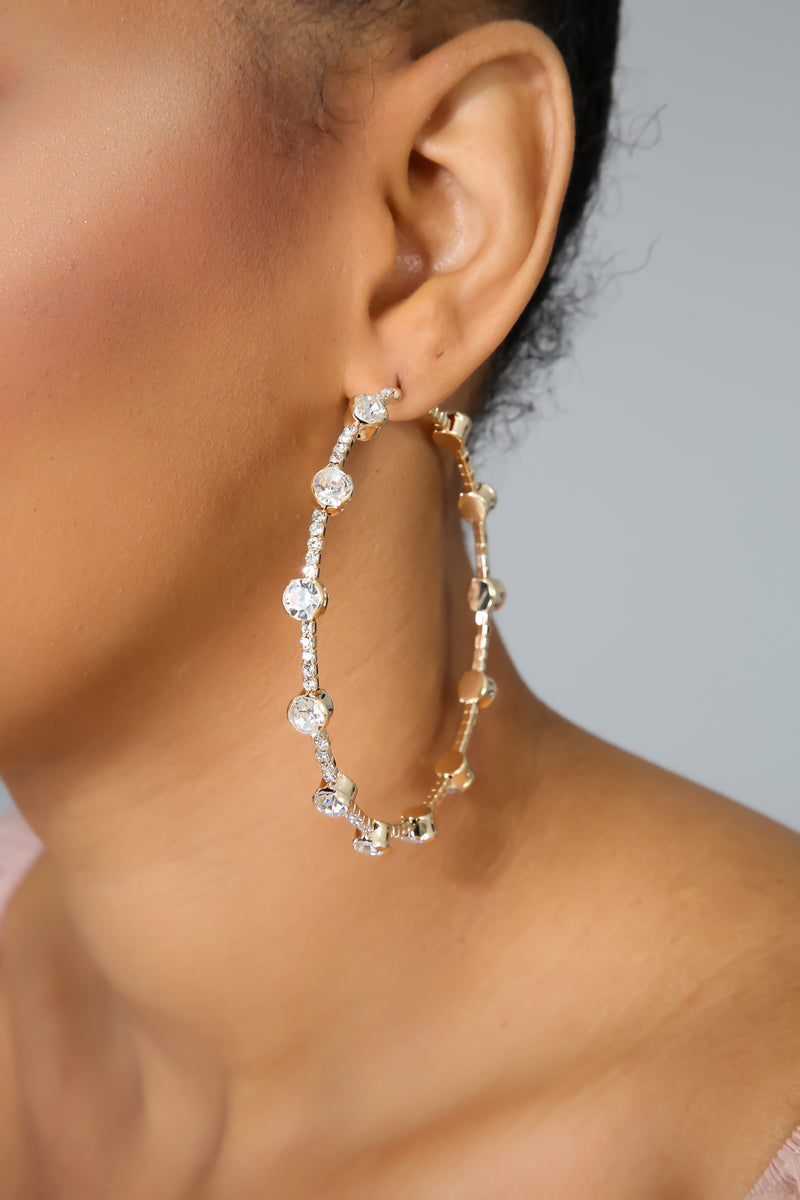A Bit Of Bling Earrings | GitiOnline