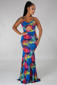 Fantasy Island Dress