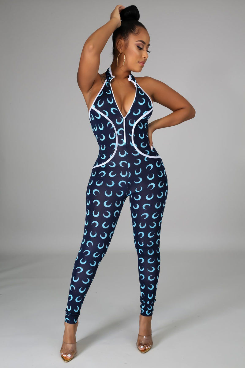 Just Another Night Out Jumpsuit