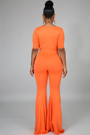 Play No Games Jumpsuit