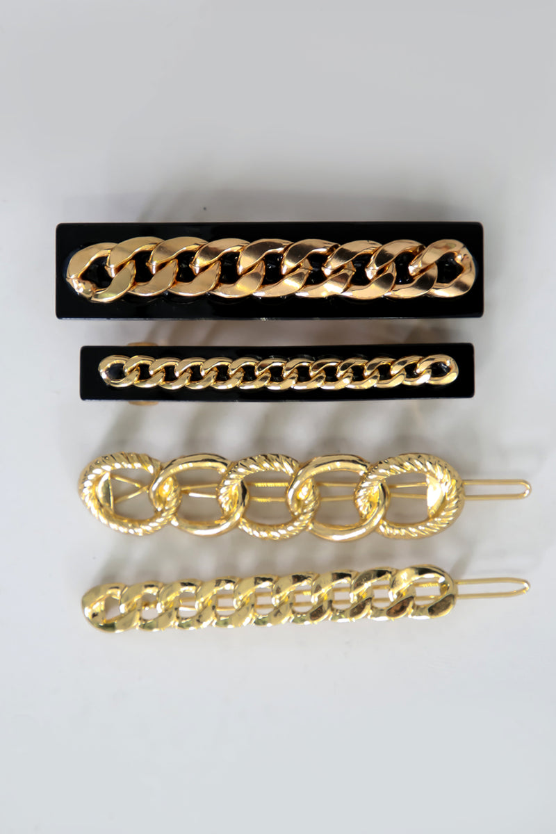 Chained To Me Hair Pin Set | GitiOnline