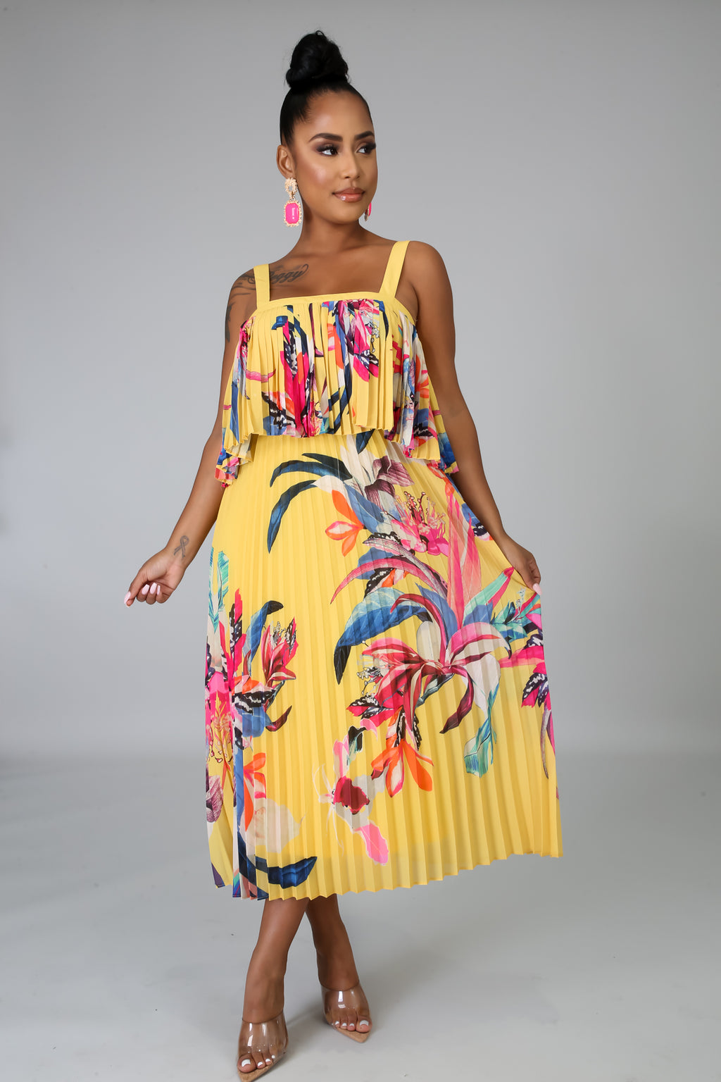 Take Me To Bali Dress
