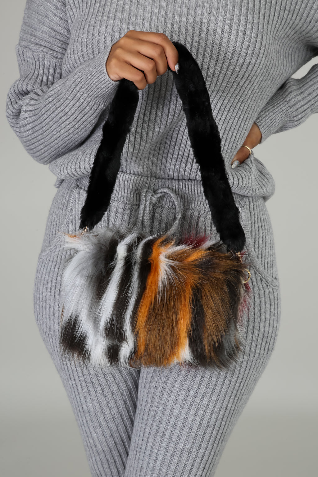 Fab In Fur Bag