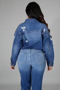 Denim Dreams Jacket
