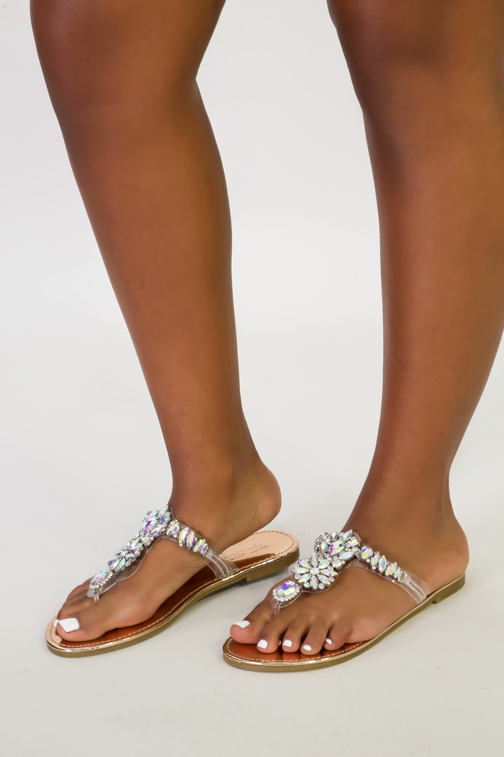 Gems On Gems Sandal