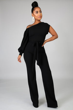 Too Blessed Jumpsuit