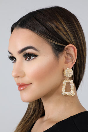 Knock It Off Earrings | GitiOnline