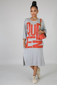 Queen Slit Tunic