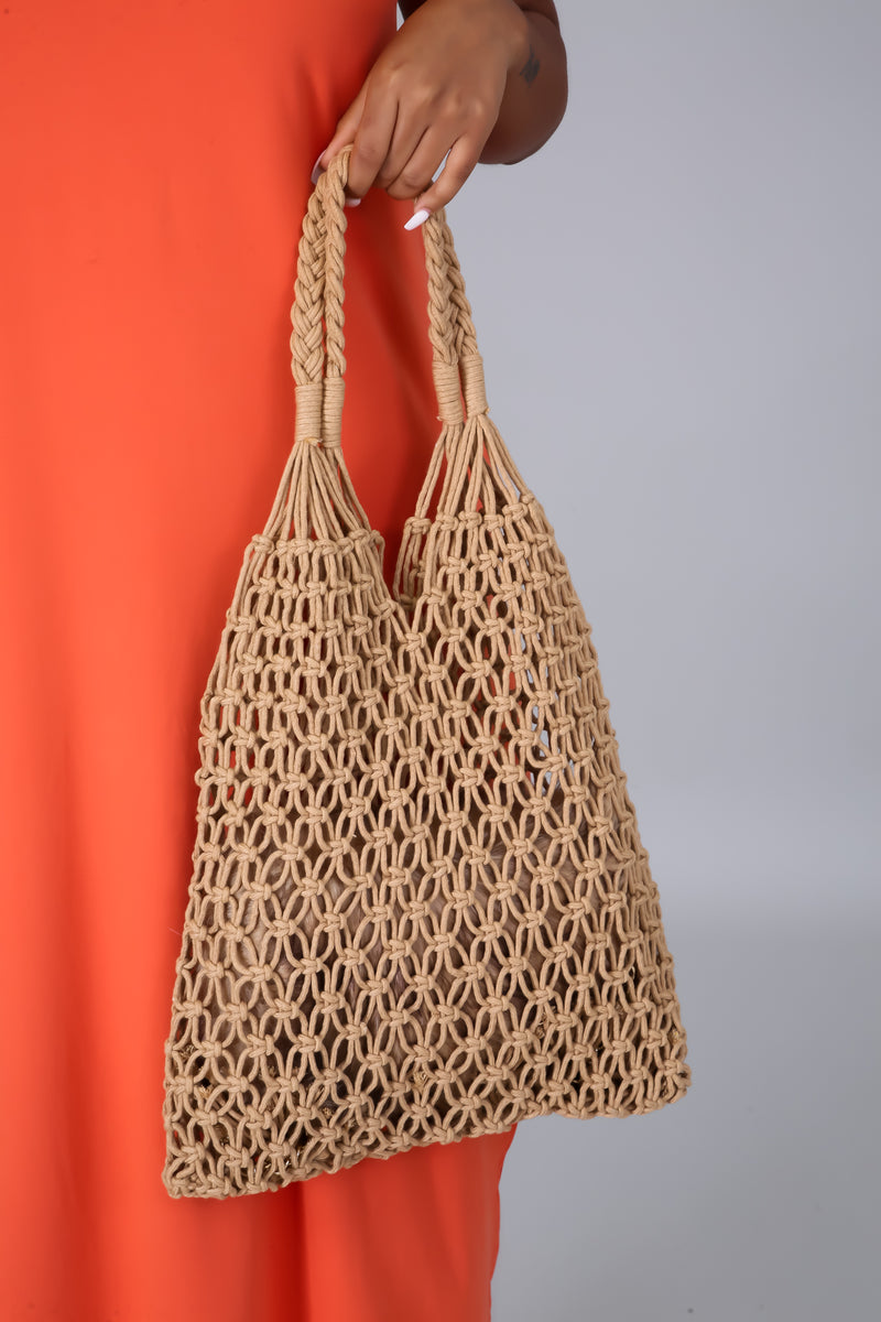 Vacay In The Tropics Handbag