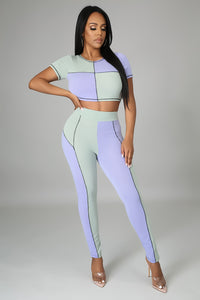 Simplicity Leggings Set