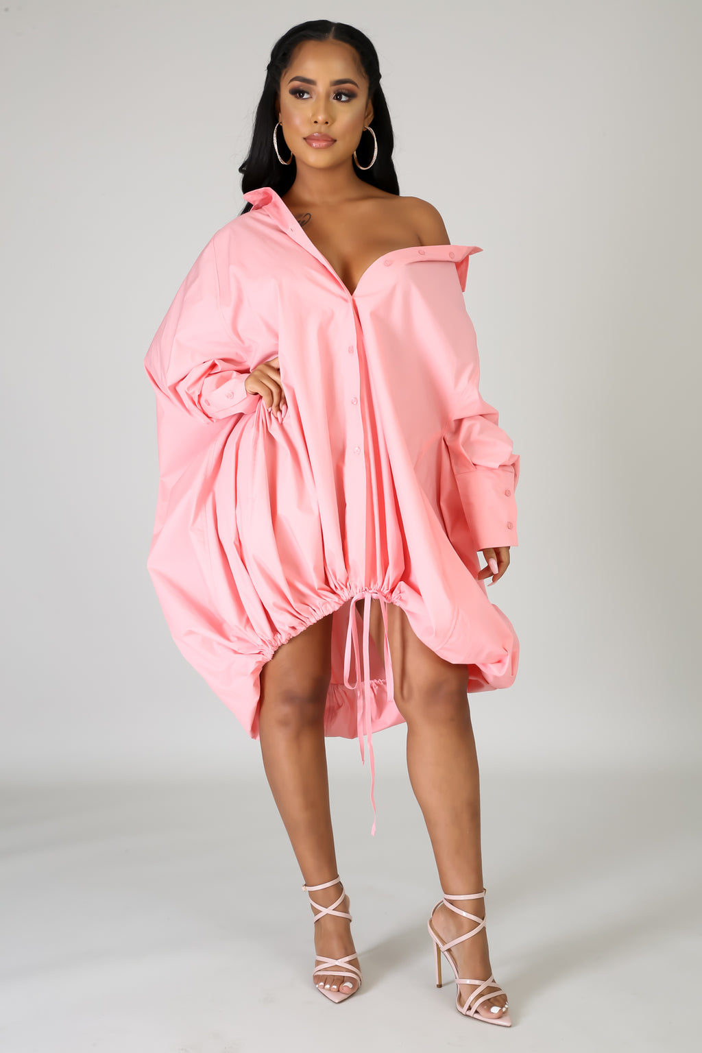 Oversized Tunic | GitiOnline