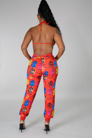 Drop Dead Gorgeous Pant Set