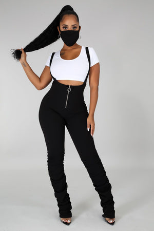 3pc My Turn Jumpsuit Set
