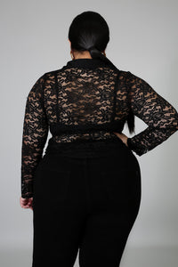 Lace Get Together Top | GitiOnline