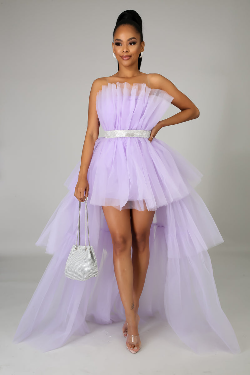 Let's Talk Tulle Dress | GitiOnline