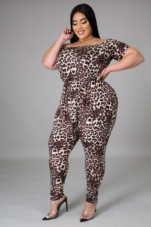 Wild Loving Jumpsuit
