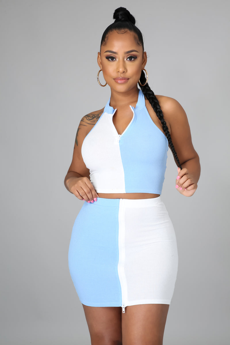 Hey Cutie Skirt Set