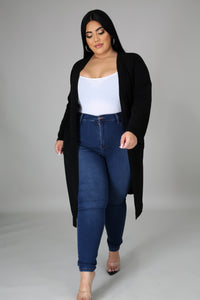 Big On Comfort Cardigan