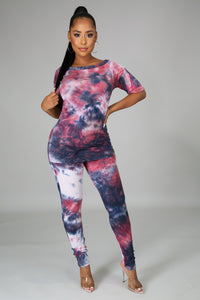 Playful Mind Legging Set
