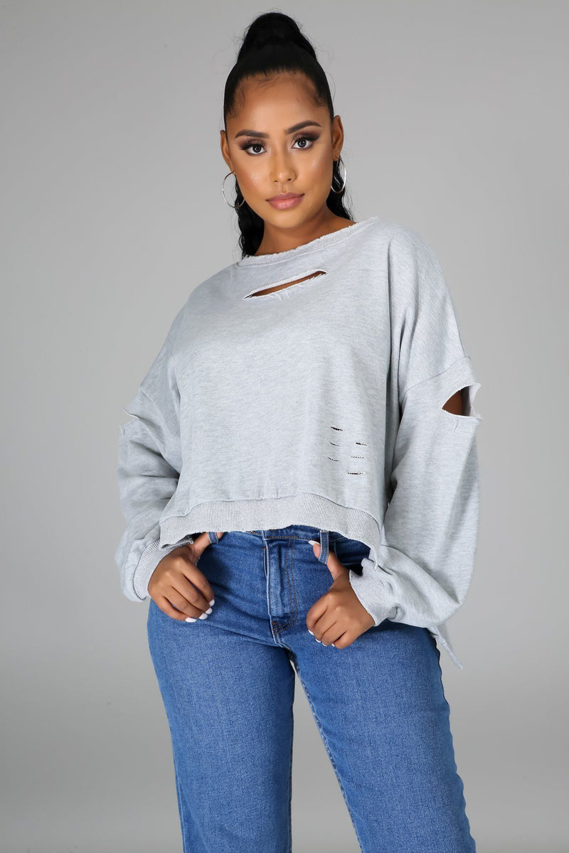 New York Vibe Sweater