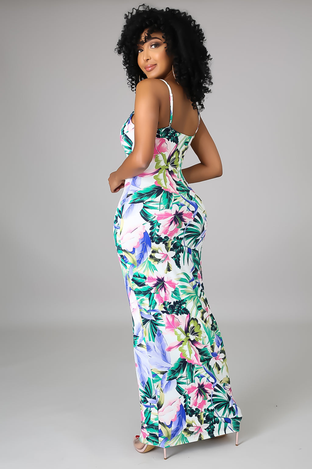 Tropical Summers Dress