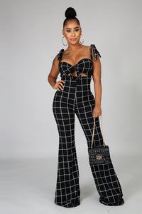 Check Me Out Jumpsuit Set