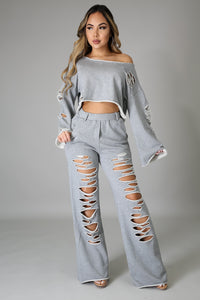 Chilled Out Pant Set