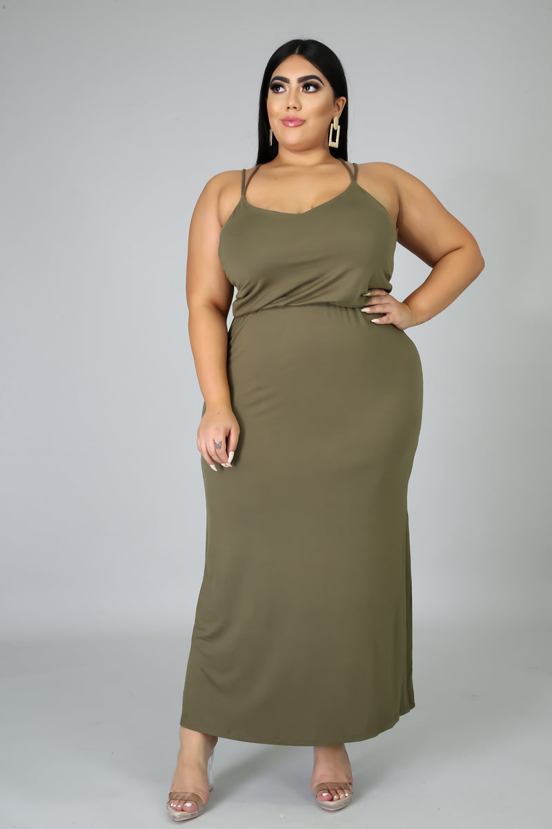 Jersey Lounging Dress