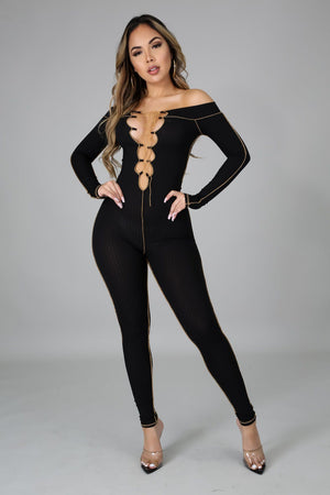 Bad Intentions Jumpsuit
