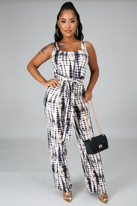 Press Pause Jumpsuit