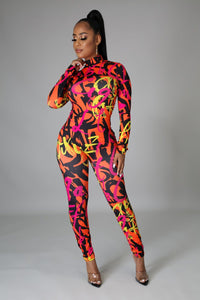 Vibrant Mind Jumpsuit