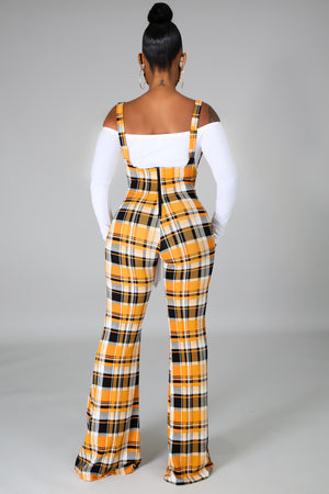 Cher Jumpsuit Set