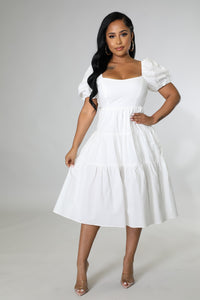 Ringlet Tube Dress | GitiOnline