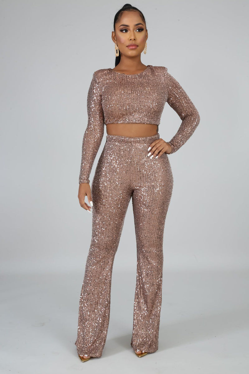 Ringlet Fierce Palazzo Set | GitiOnline