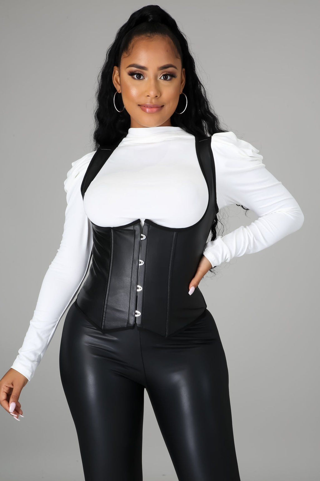 Can't Take You Corset Belt