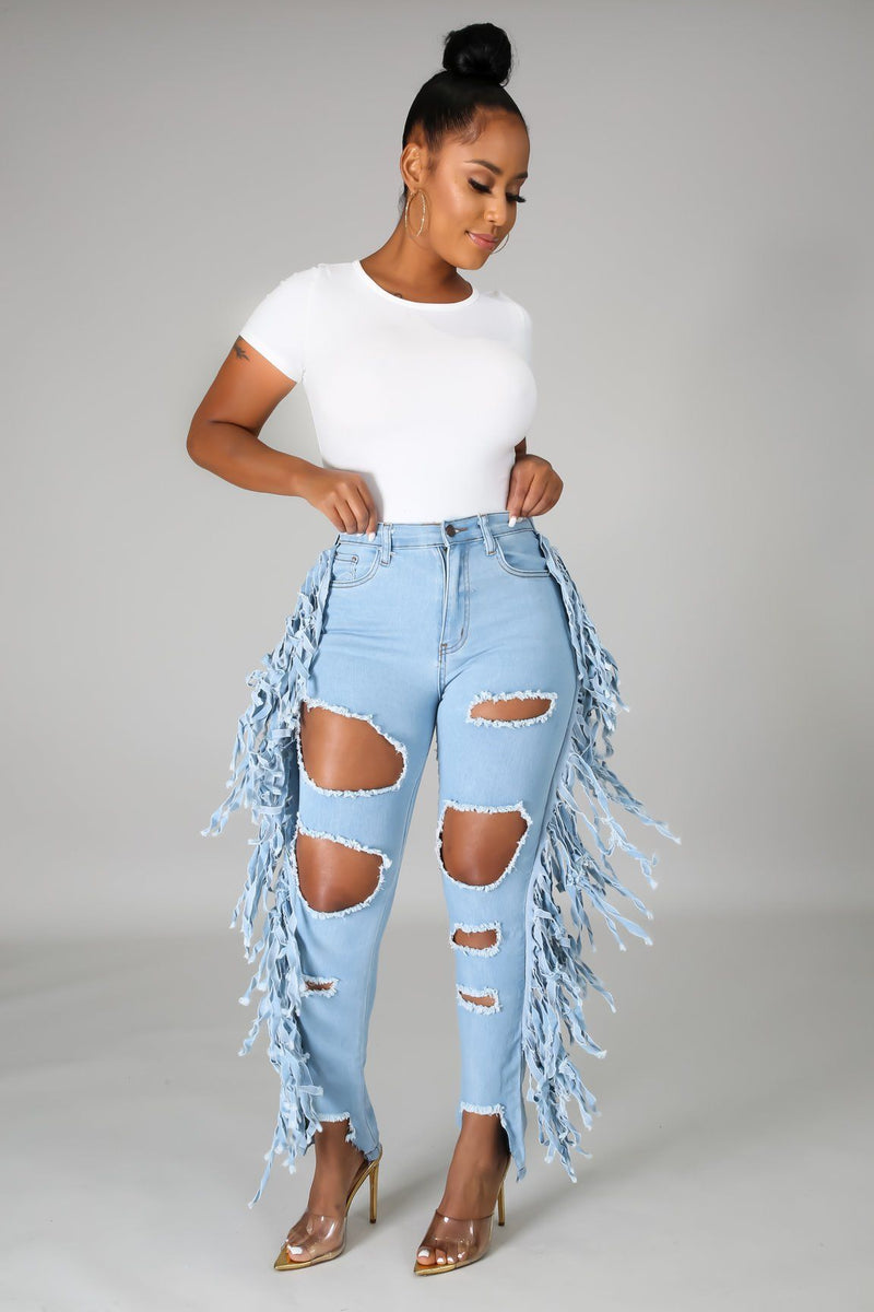 Ready For Anything Jeans