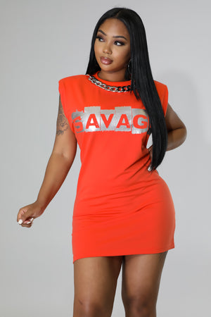 Two Tone Body-Con Dress | GitiOnline