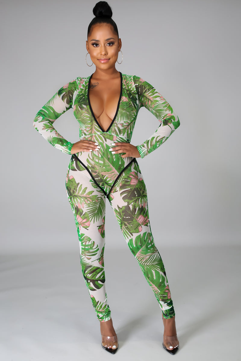 Barbados Gyal Jumpsuit
