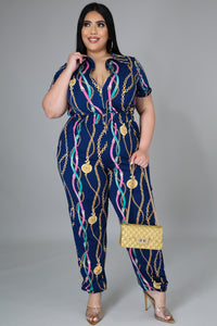 Lost In Luxury Jumpsuit