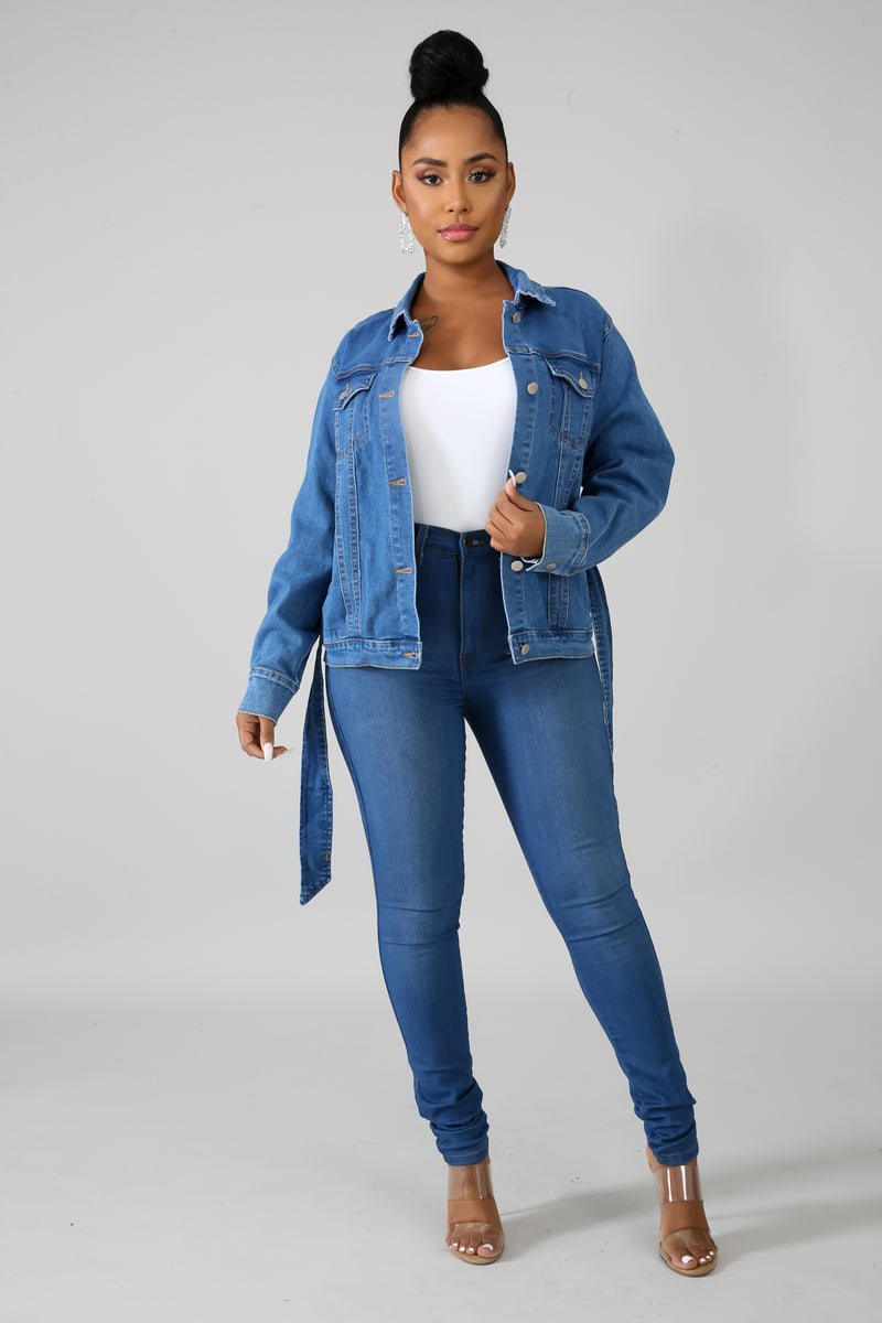 Denim Jacket | GitiOnline