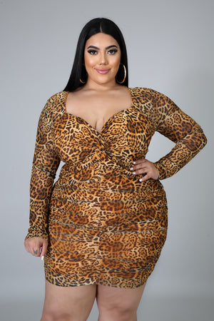 Always Fierce Dress | GitiOnline