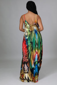 Flare Tail Mermaid Dress | GitiOnline