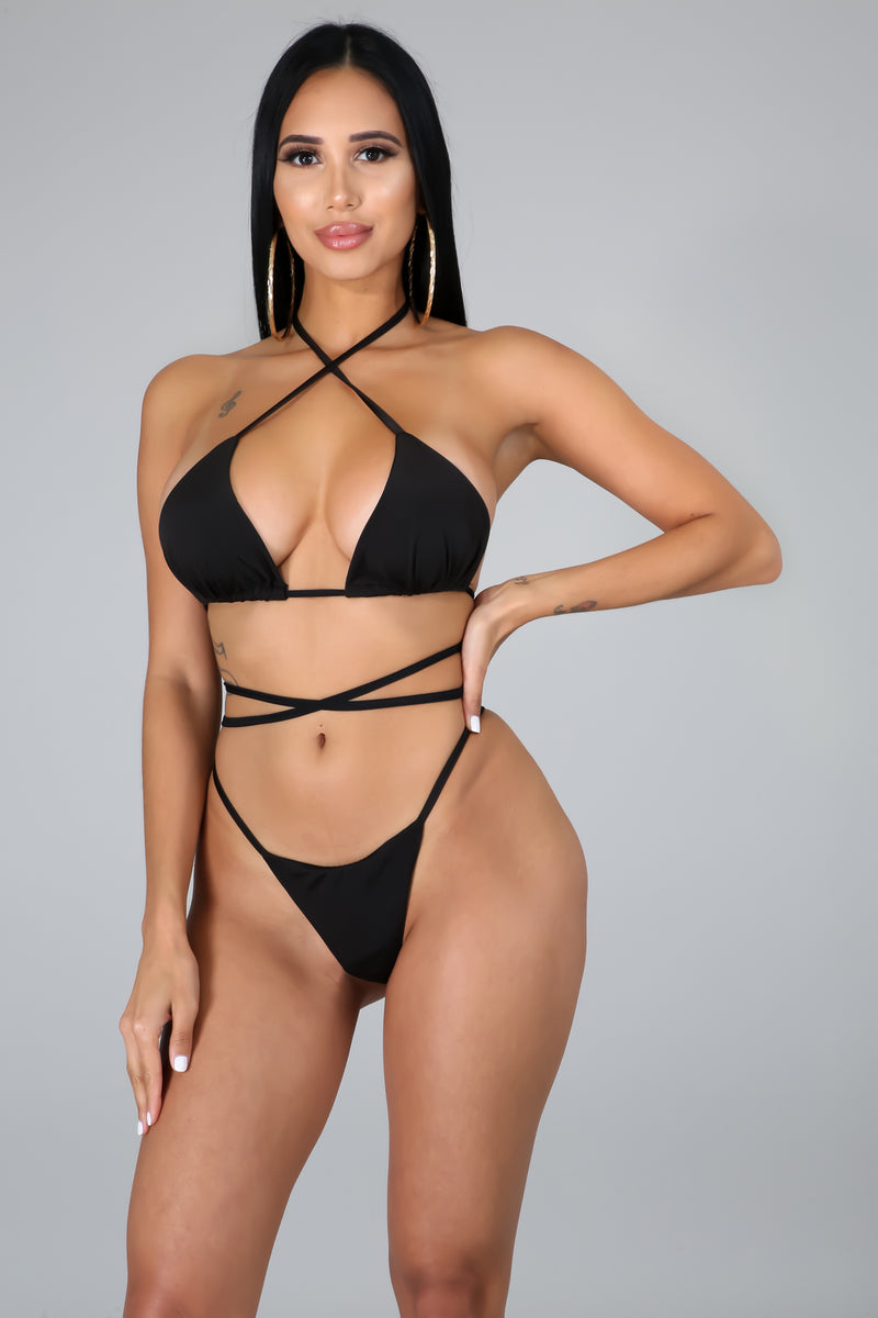 Santorini Swim Set