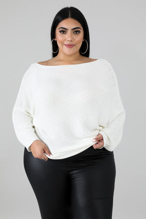 Dolmen Sweater Top